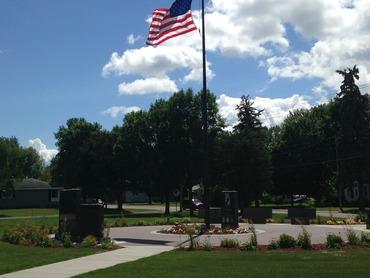 Veteran's Memorial, Rogers
